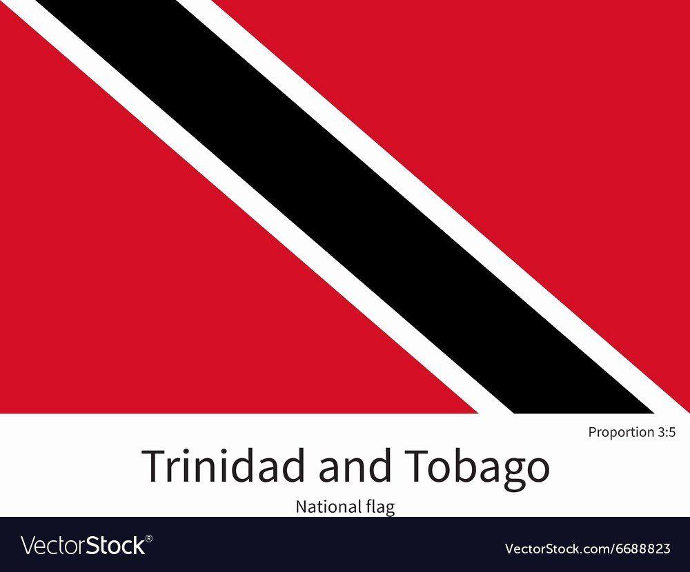 Spanish Flag Coloring Sheet Luxury Elegant Trinidad And Tobago