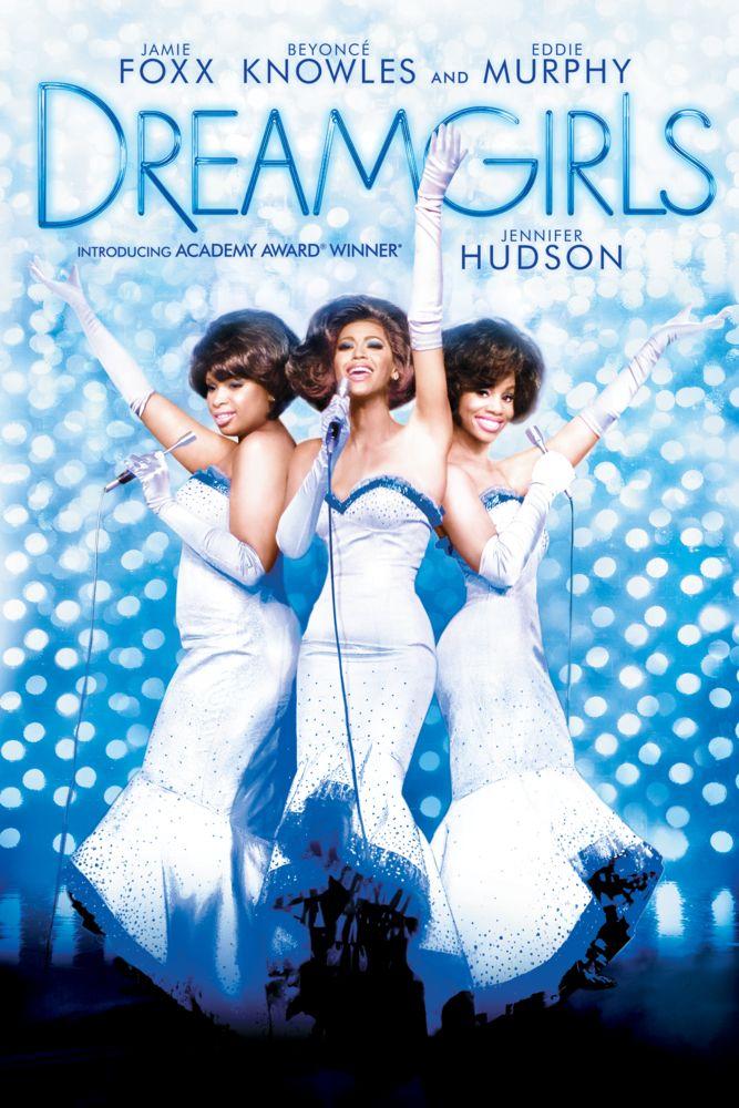 Dreamgirls Movie Poster Jamie Foxx, Beyoncé, Eddie