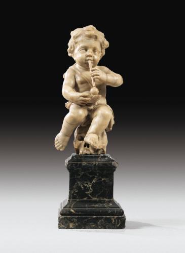enfant soufflant des bulles | statue | sotheby's pf1631lot92ps4en