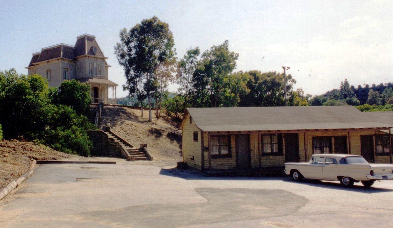 Psycho Motel Universal Studios Hollywood
