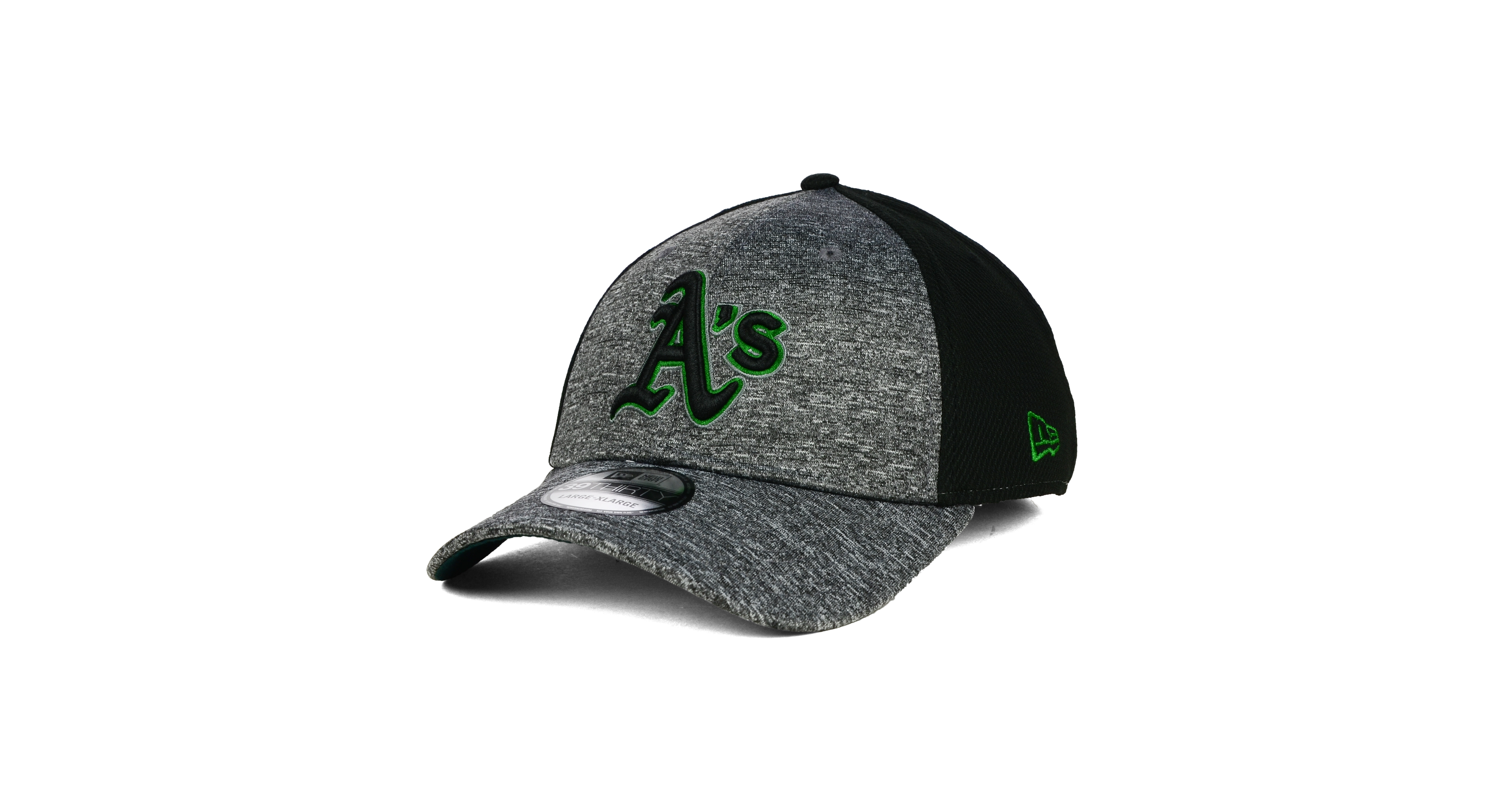 New Era Oakland Athletics Tech Fuse 39THIRTY Cap