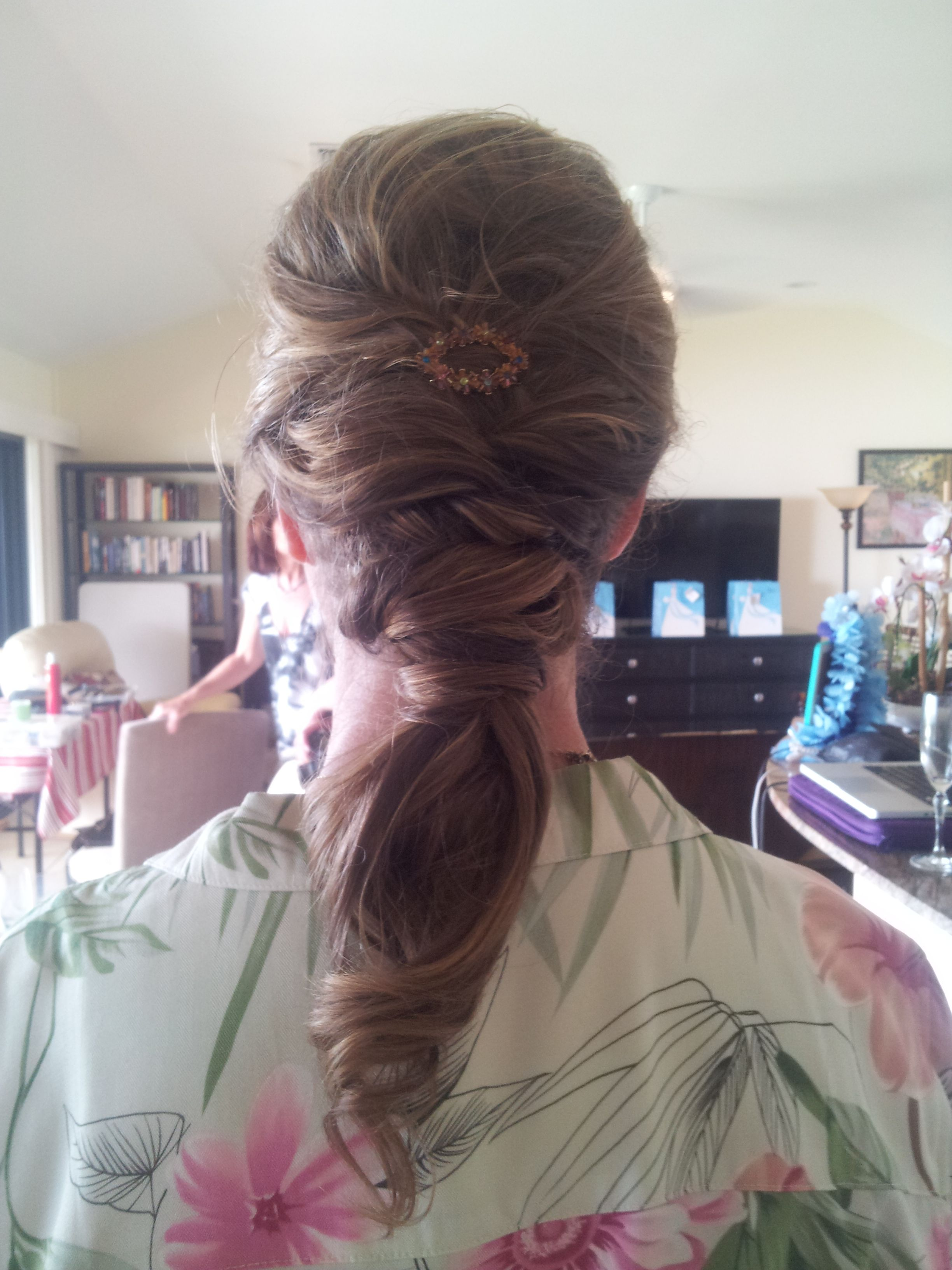 Updo from Maui