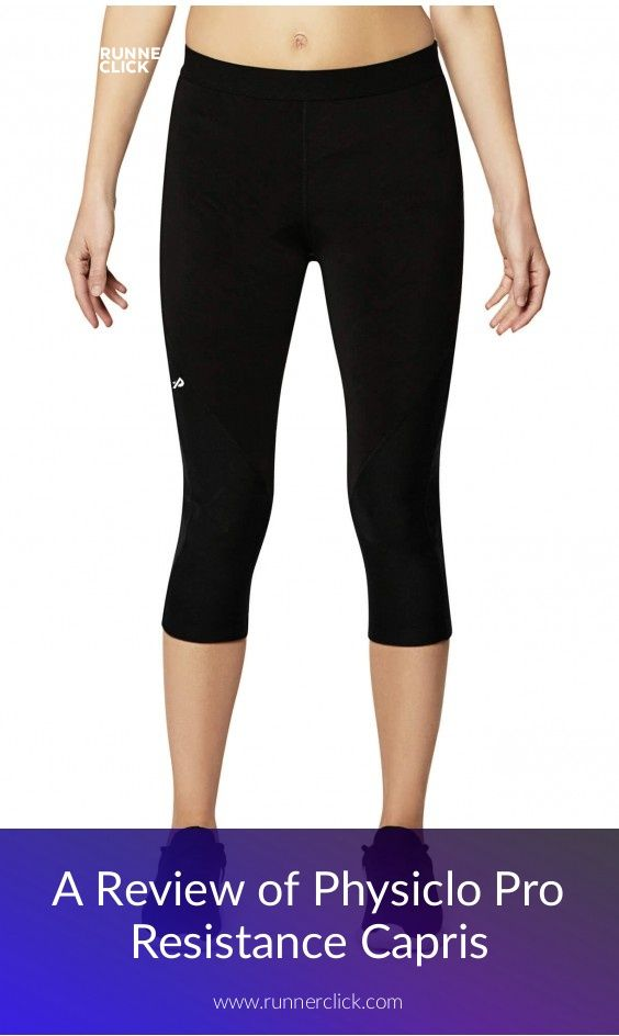 a59acbf7c305 A Review of Physiclo Pro Resistance Capris Best Running Gear