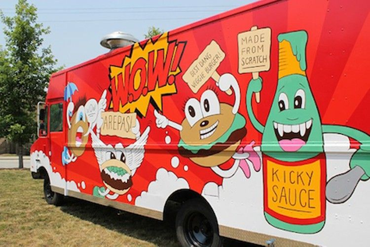 FOOD NEWS: Updates on WOW food truck, Inman Quarter, Bell Street Burritos