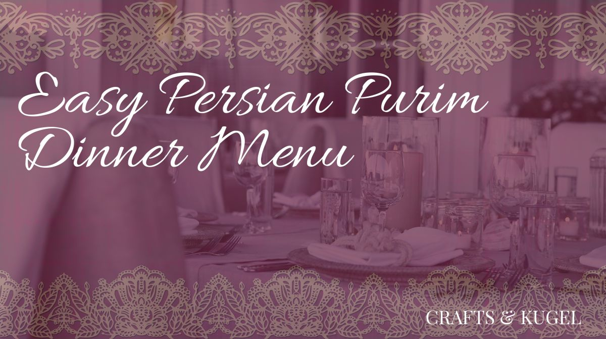 Incorporate queen esthers persian lifestyle into your