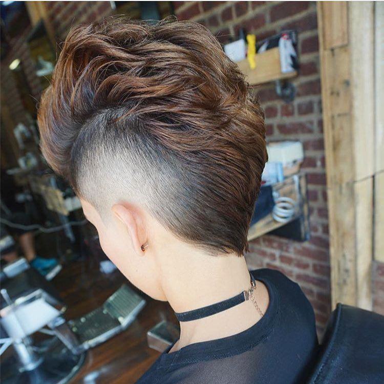 NEED A STYLE LIKE THIS ? Download TheBarberPost APP . And