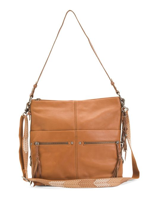 2ca94812ee95 Ashland Leather Bucket Bag | wish list | Pinterest | Bucket Bag ...