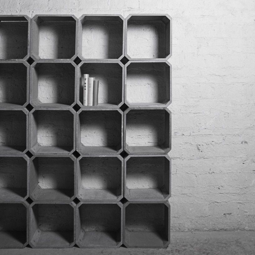 bentu design zhi and kou Furniture Pinterest Concrete - designer couchtisch tiefen see