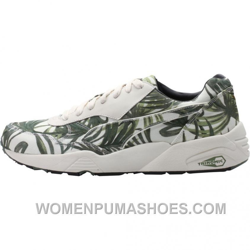 Puma R698 EVO X HOH Palm WhiteGreen Discount SpPYM
