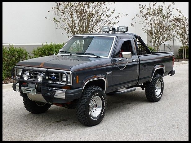 1985 ford ranger explorer 4x4 ford pinterest ford ranger 4x4 and ford. Black Bedroom Furniture Sets. Home Design Ideas