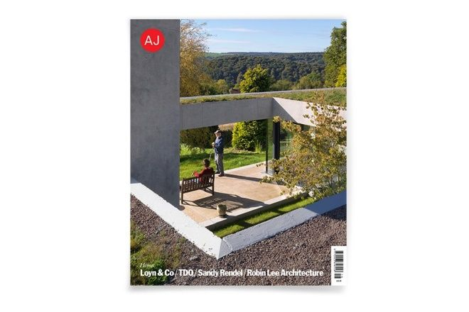 NEW ISSUE ARCHITECTS' JOURNAL 21.4.16 PRINT ARRIVED 21.4.16