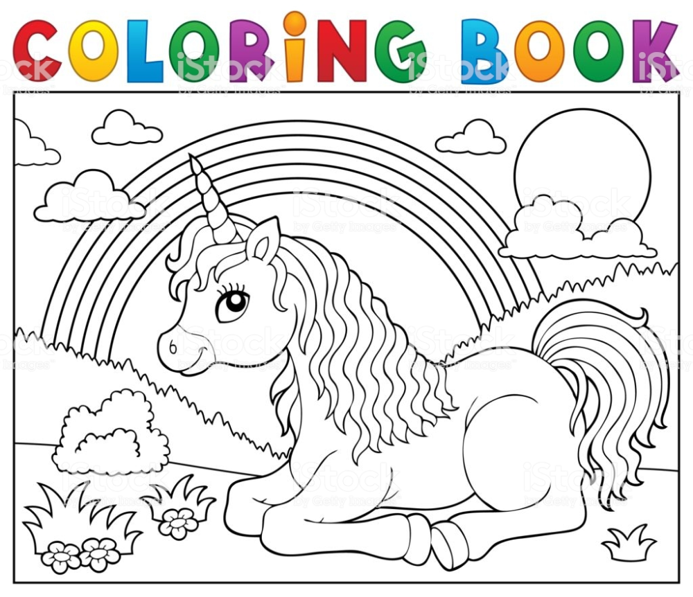Unicorn Boyama Google Da Ara Resim Duvari Resim Orgu