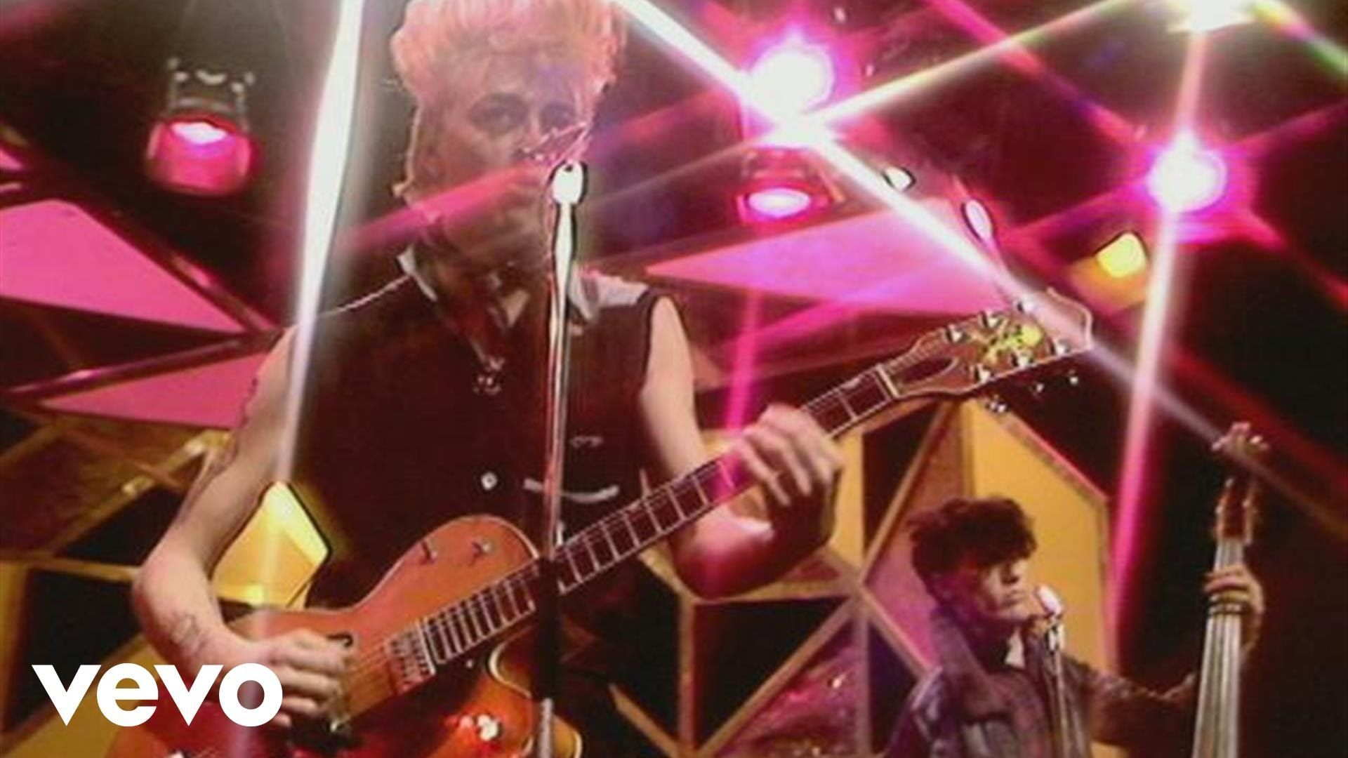 Stray Cats Runaway Boys [Top Of The Pops 1980] Music