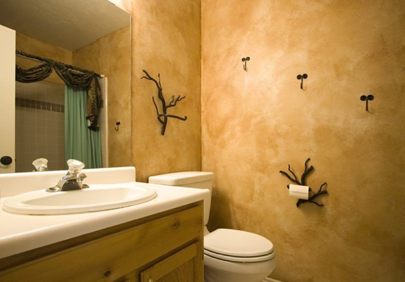 Bathroom, Faux Painting Ideas