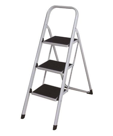 Tremendous Look At This Zulilyfind Three Step Anti Slip Ladder Lamtechconsult Wood Chair Design Ideas Lamtechconsultcom