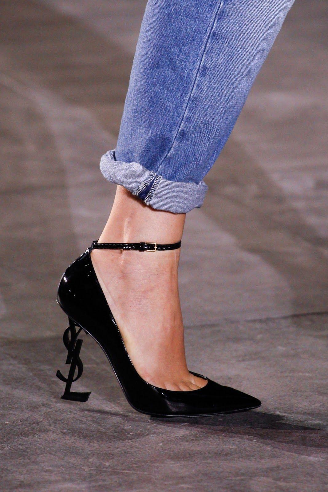 fashion Ra  ysl shoes ayakkabı  1cc8dd42f31