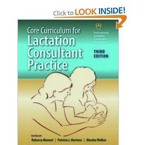 Core Curriculum For Lactation Consultant Practice ...