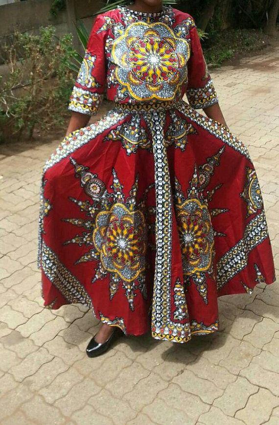 Hoi! Ik heb een geweldige listing op Etsy gevonden: https://www.etsy.com/nl/listing/264286180/african-print-maxi-skirt-and-topankara