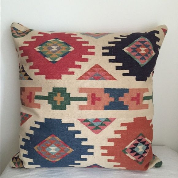 Darling Kilim Pillow Large Pillow Hand Woven Listing For Kilim Interesting 23x23 Pillow Insert