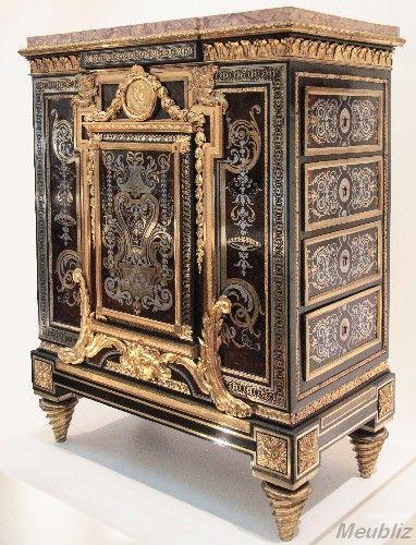 Cabinet En Marqueterie Boulle Furniture Design Furniture