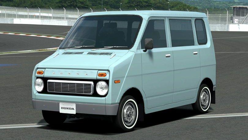 ホンダ 新型 N Van 先行発表 Nシリーズ初の商用バンはレトロなステップバン ホンダ 新型 バン ホンダ