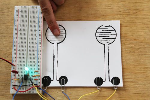 Light Detector By Ictimer 555 Electronic Projects Circuits