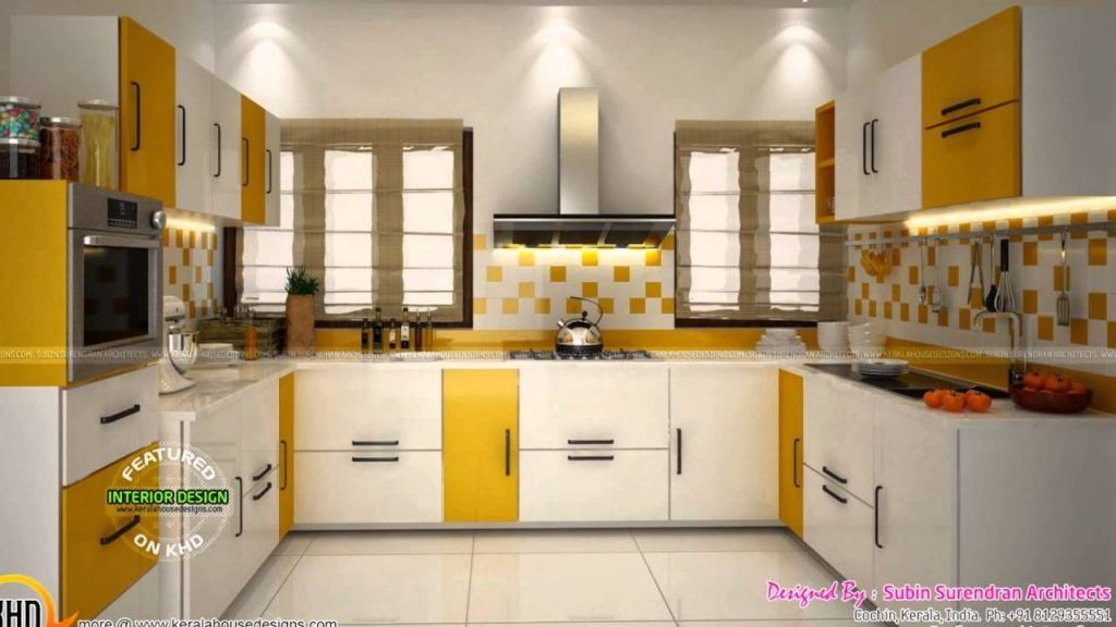 Beautiful Yellow Kitchen Design Perhaps Your Kitchen Feels Disconnected From The Remaind Interior Design Kitchen Yellow Kitchen Designs Modern Kitchen Design