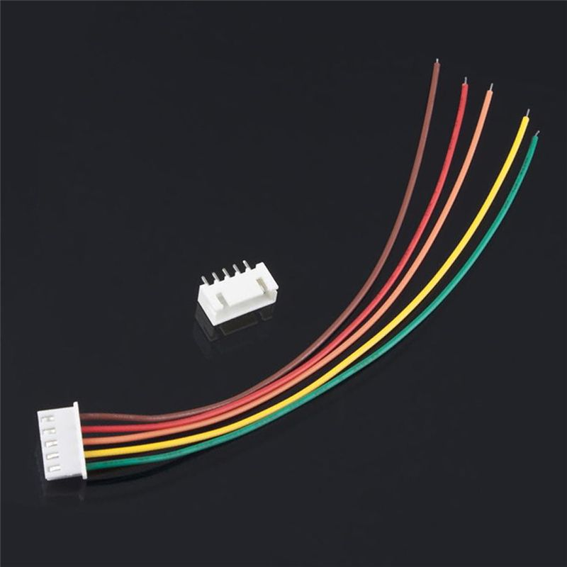 $0.54 (Buy here: http://appdeal.ru/4ou8 ) 1pcs 4S1P Connector Plug Cable Adapter for 14.8v RC Lipo Battery Charger for just $0.54