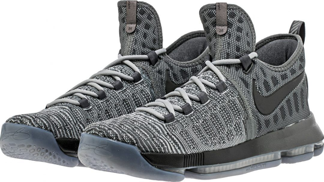 the best attitude a6bae fffed Nike KD 9  Wolf Grey