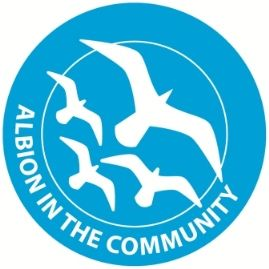 Albion In The Community (AITC) is the charitable arm of Brighton & Hove FC #bhafc