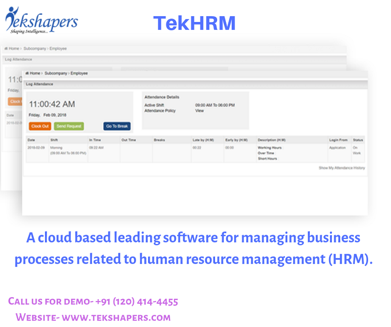 Free Employee Management system, India | Hr & Payroll