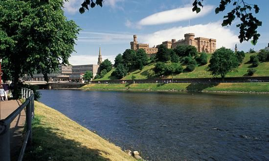 Inverness Visitor Guide Accommodation Things To Do More Beautiful Places To Visit Places To Visit Inverness Castle
