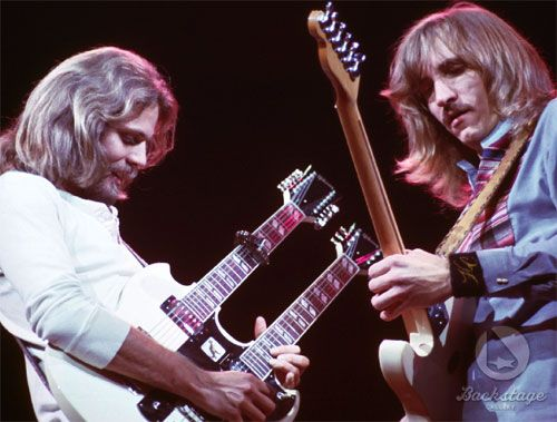 Don Felder Joe Walsh I Loved Hearing Them Playing Hotel