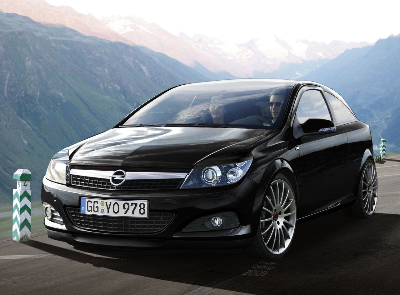 opel astra black edition opel cars black edition dream cars. Black Bedroom Furniture Sets. Home Design Ideas