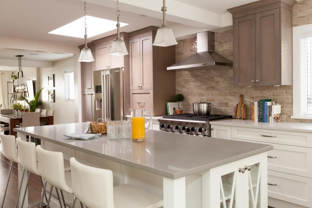 Gorgeous Before And Afters From Love It Or List It Too  Hgtv Fair Latest Designer Kitchen Design Inspiration