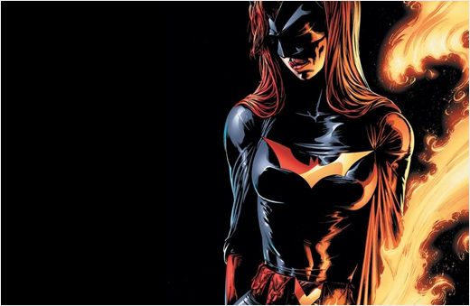 25 Wallpapers of Famous Female SuperHeroes Batwoman