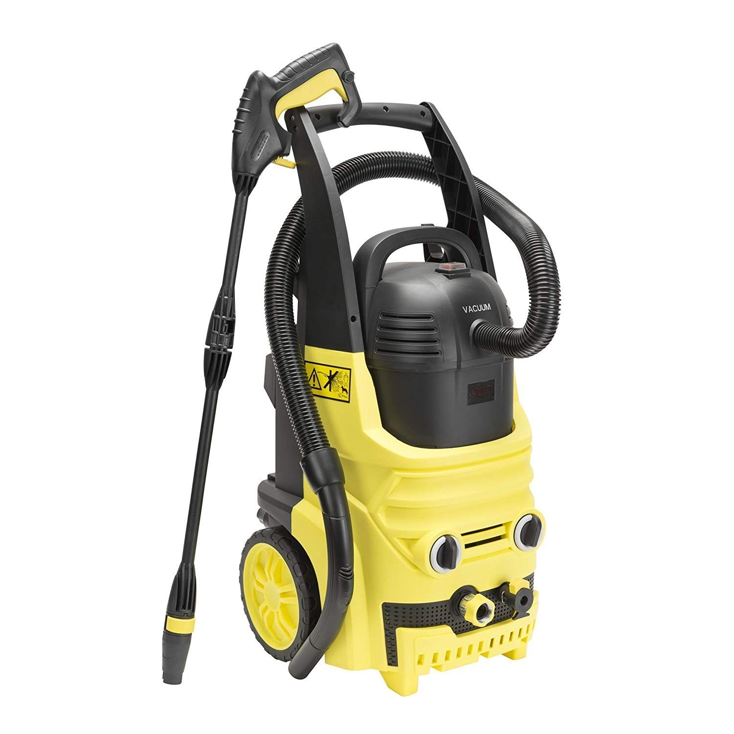 Realm Electric Pressure Washer And Vacuum Cleaner Is An Ideal Way To Efficiently Clean Siding Car Patio Furniture Room It Has The Most Advanced Pump