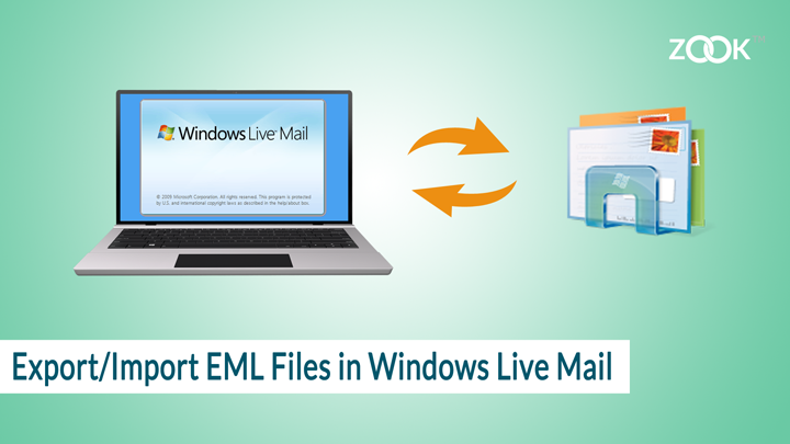 How to Import EML to Windows Live Mail & Locate WLM File