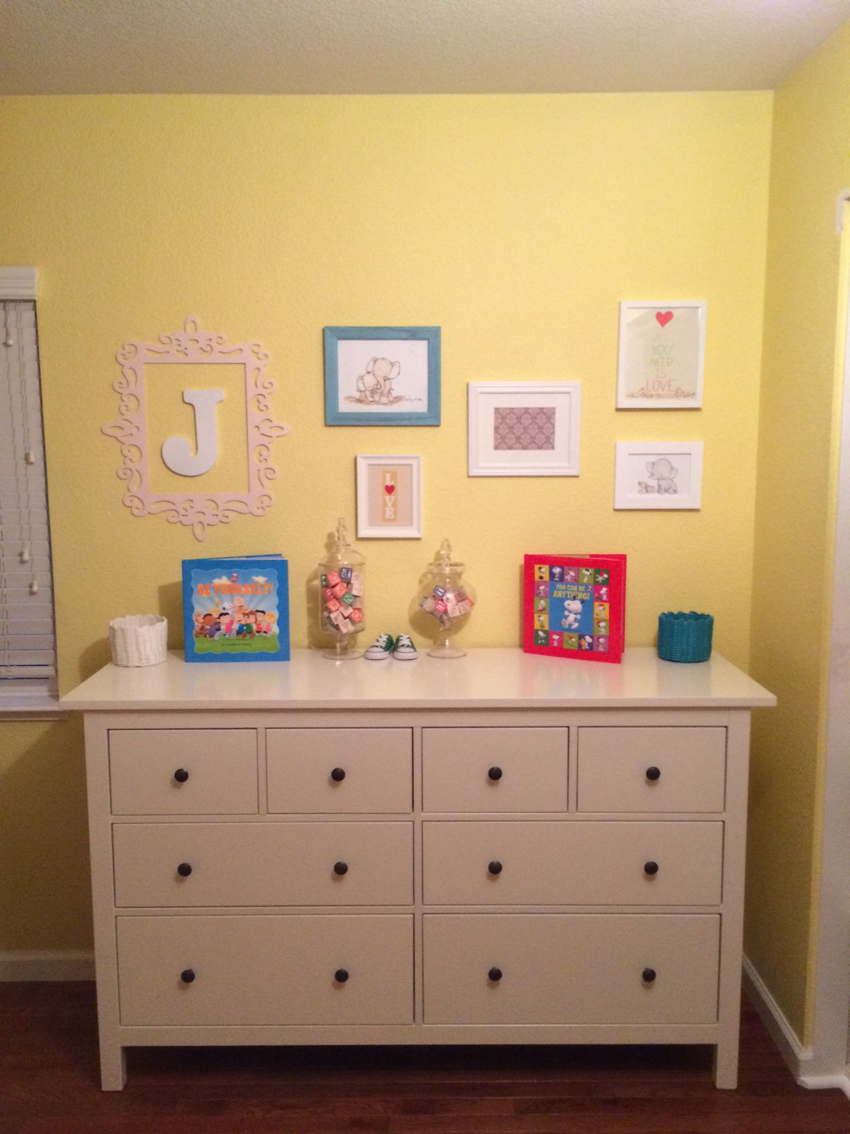 Nursery gallery wall | JMD | Pinterest | Nursery gallery walls ...