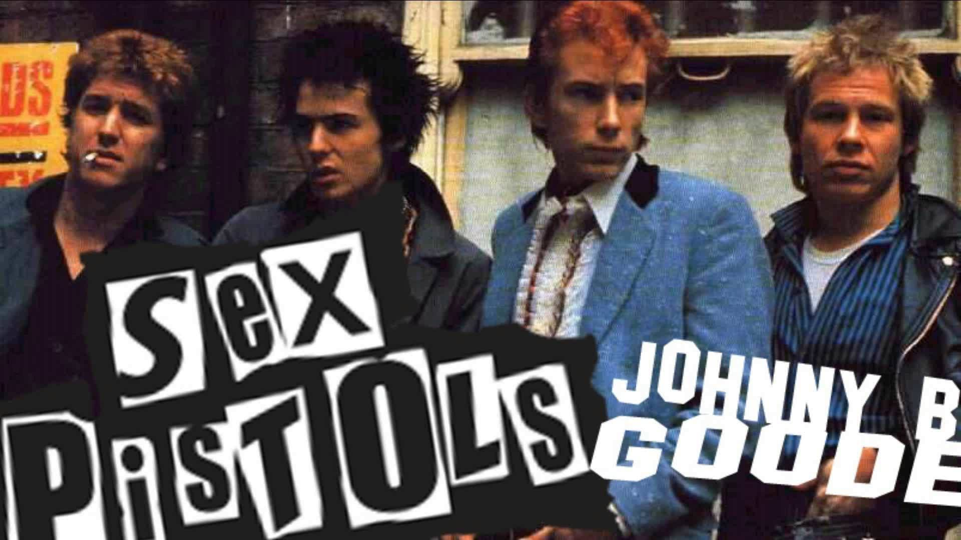 Sex pistols johnny b goode