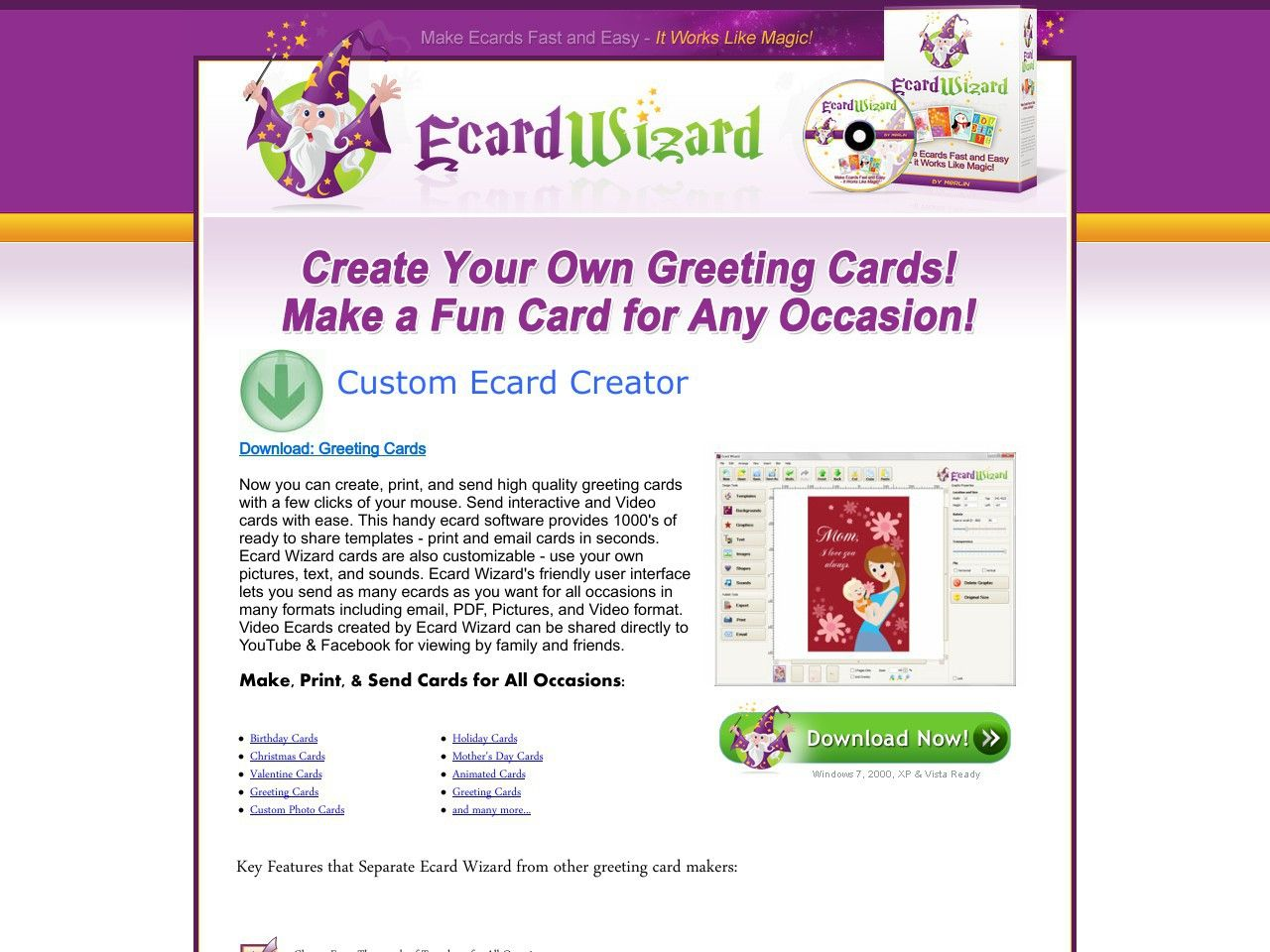 Get ecard wizard greeting card software httpvnulablab get ecard wizard greeting card software httpvnulab kristyandbryce Image collections