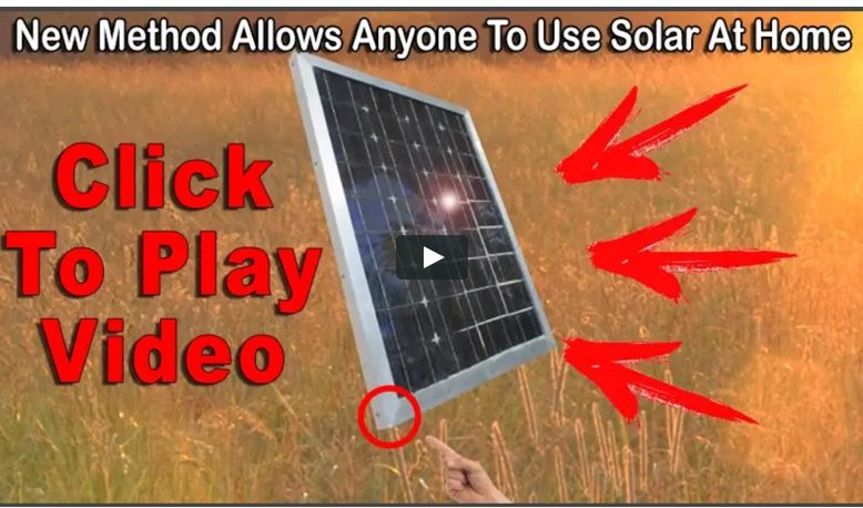 Pin By Brian Docherty On House Plans Solar Power Diy Solar Panels Solar Energy Panels