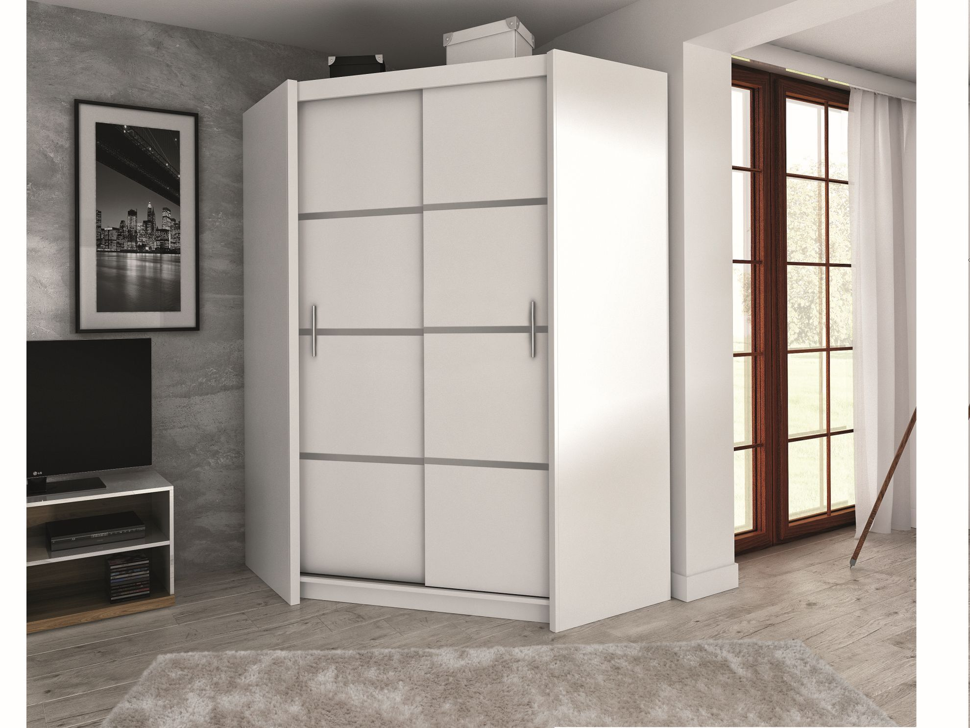 chambres - Armoire Chambre Moderne