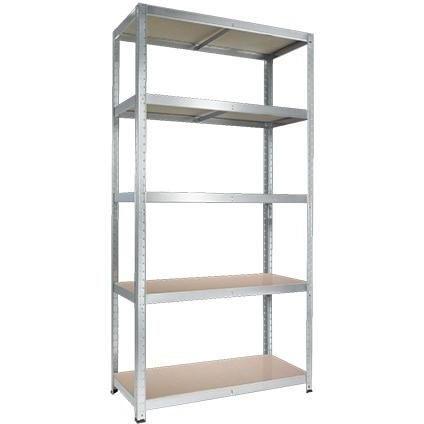 Sencys Metalen Opbergrek.Sencys Opbergrek Jumbo 5 Planken Laundry Room Storage Rack
