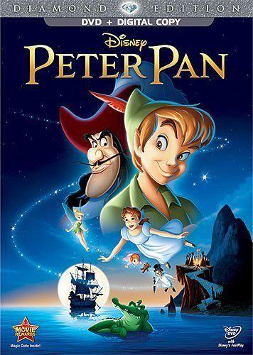 Peter Pan Diamond Edition Dvd Bobby Driscoll Httpwwwamazon