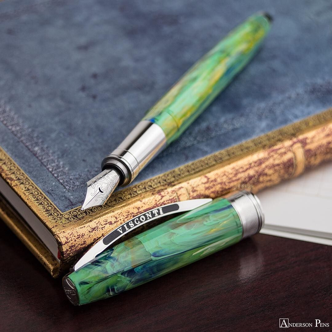 Isconti Takes Chicago Event Join Michael Hujara Vp Of Sales Coles Of London At Anderson Pens Chicago On Monday May 7th Stop Anderson Pens Pen Fountain Pen