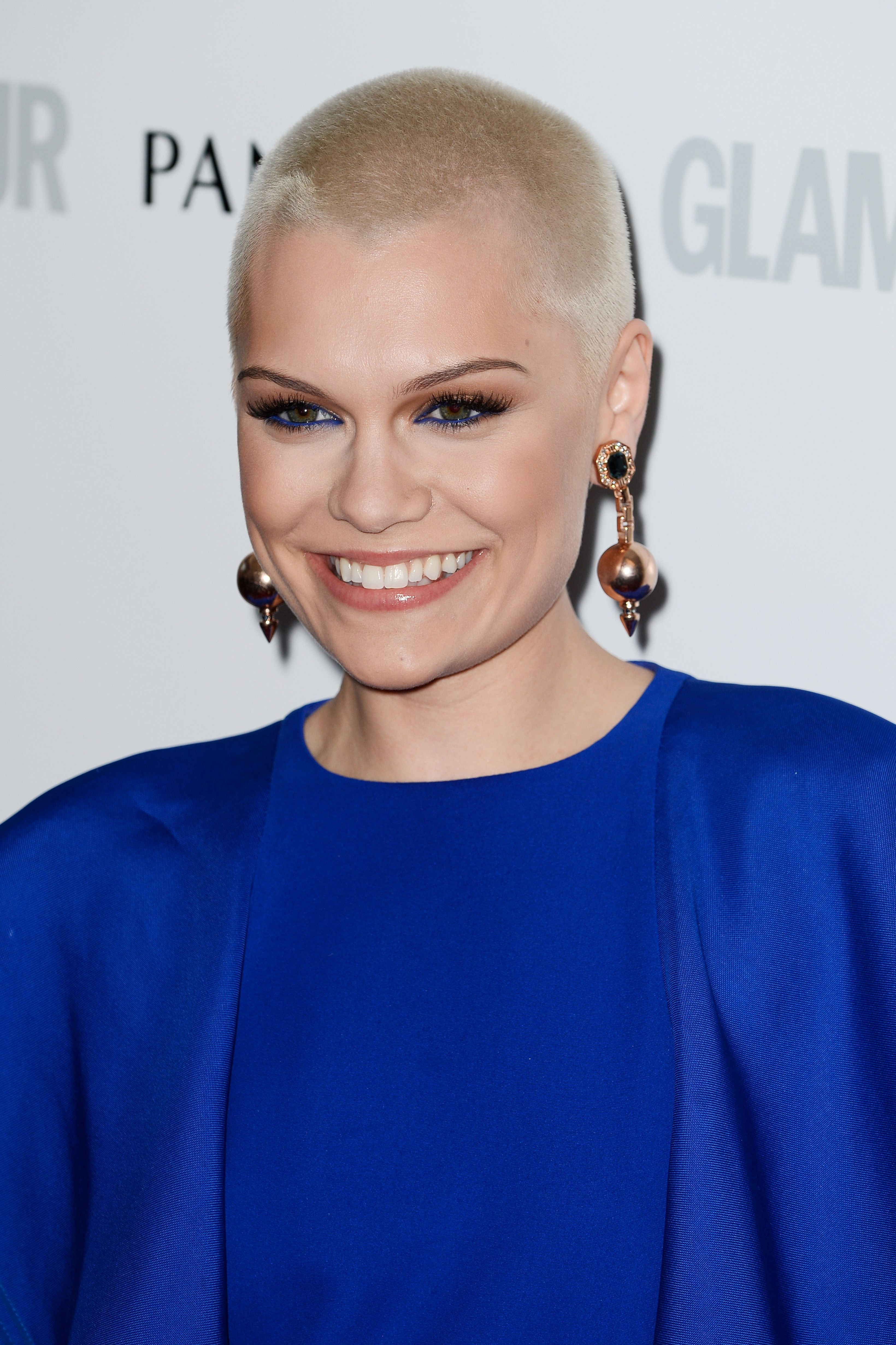 jessie j hair style 21 buzz cuts that are tempting us to up the 5420 | 2da6200910acbd7db8ab1410a160b14d