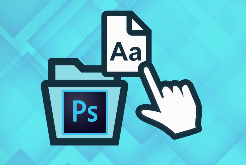 Add fonts to photoshop mac