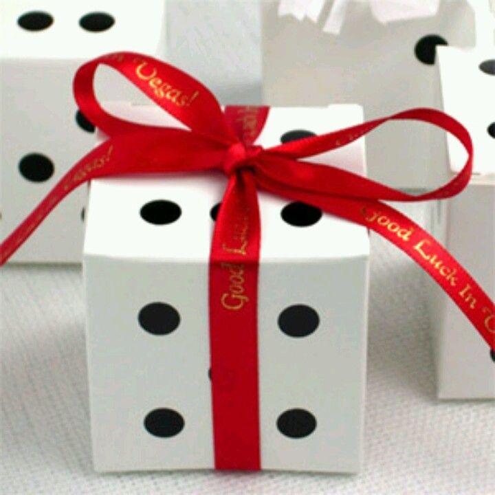 Cute And Original Wedding Favor Boxes