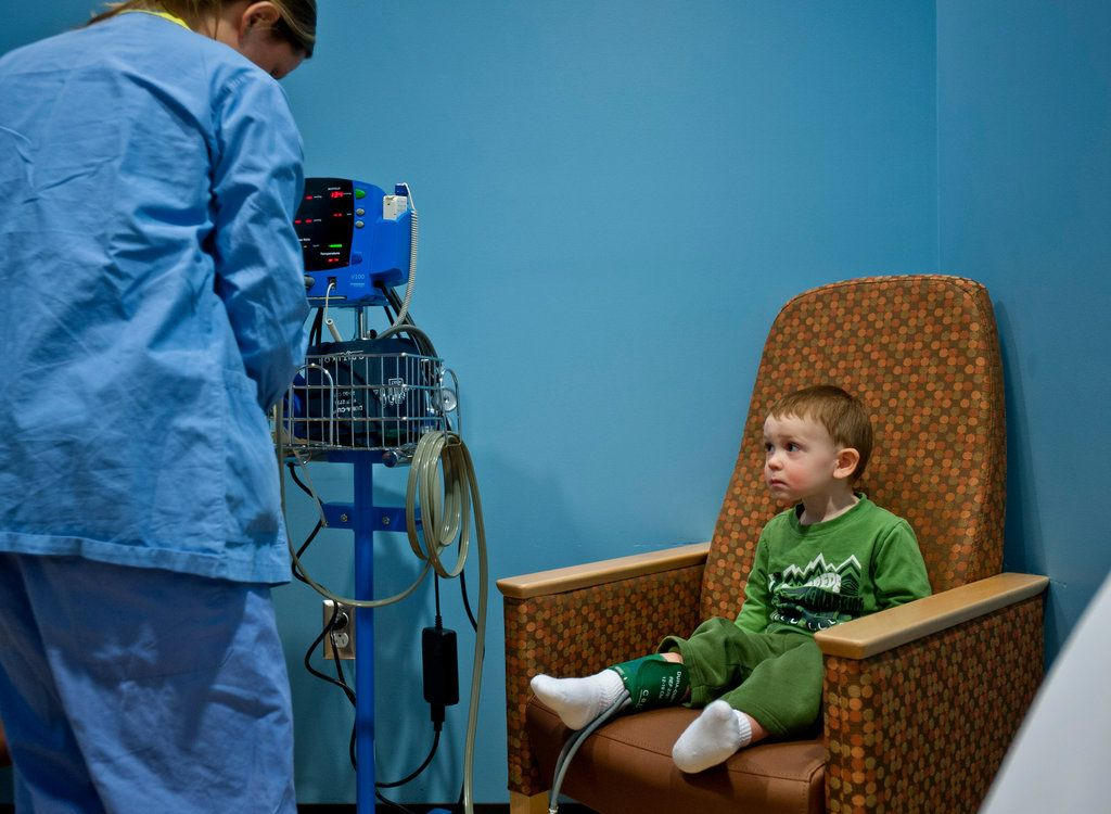 Preschoolers In Surgery For A Mouthful Of Cavities Pediatric